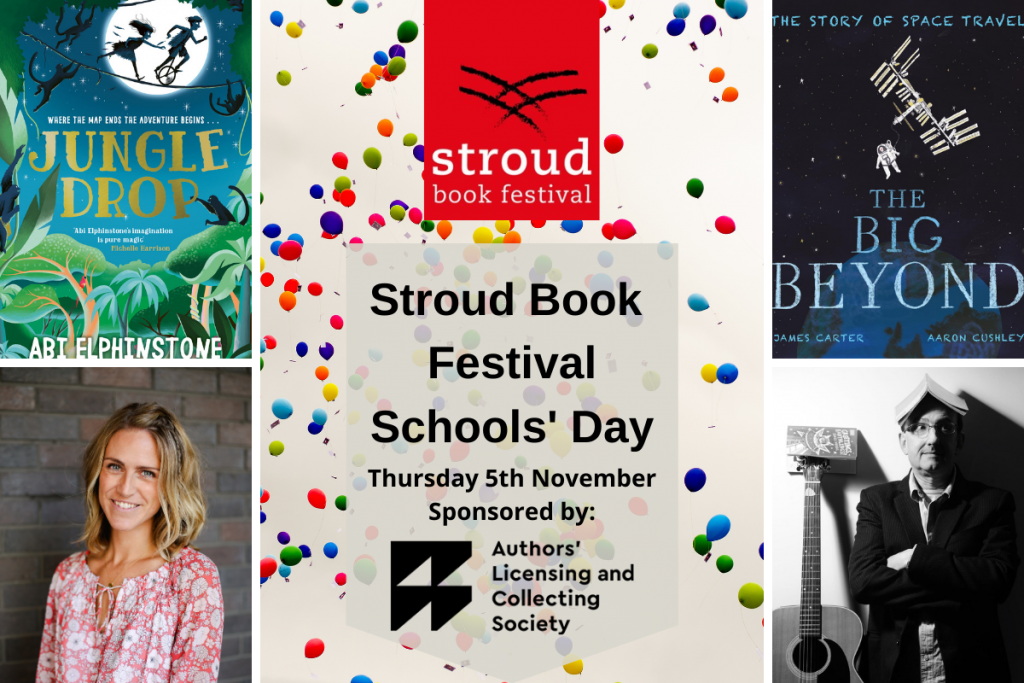 Stroud Book Festival Schools Day (1)