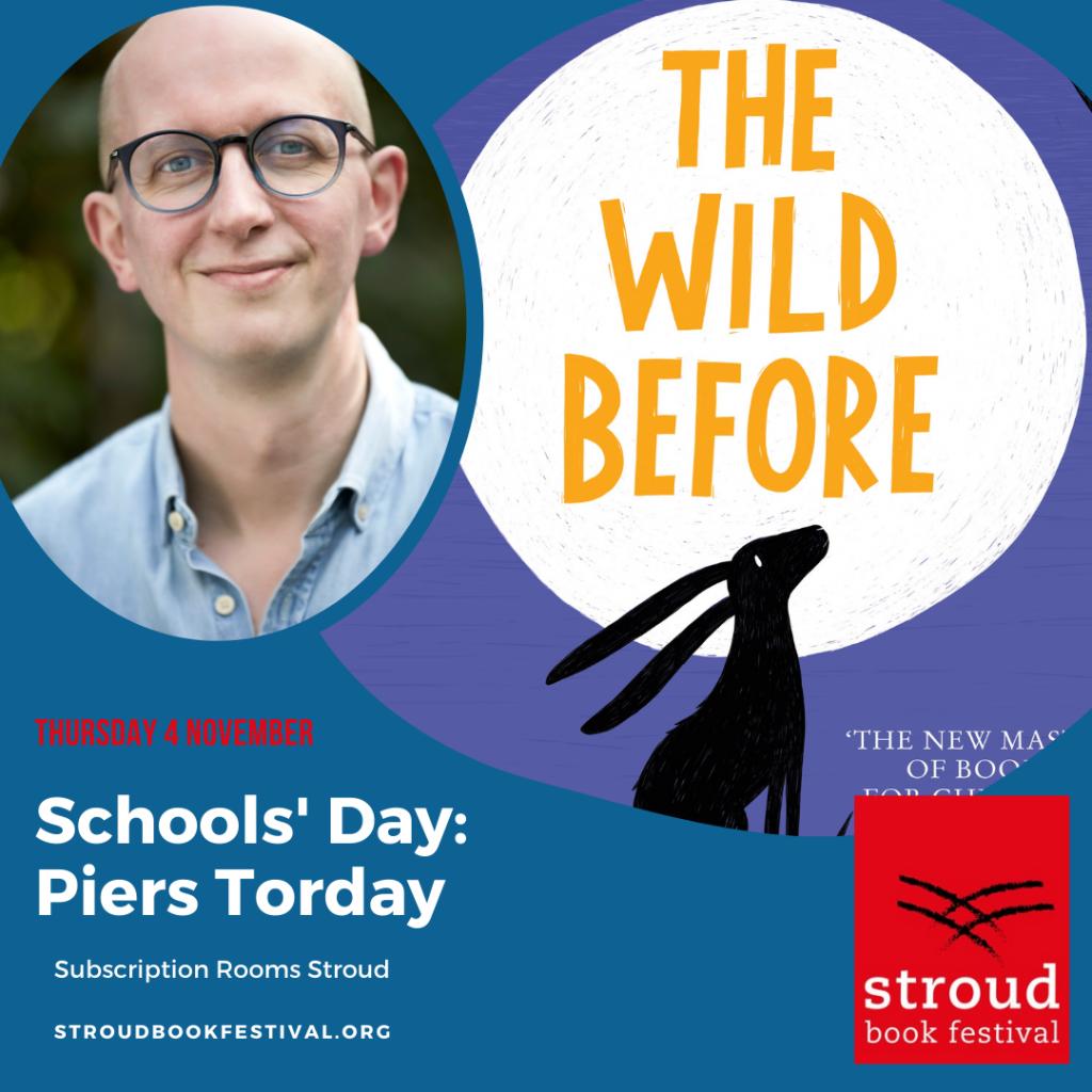Piers Torday Schools' Day (2)