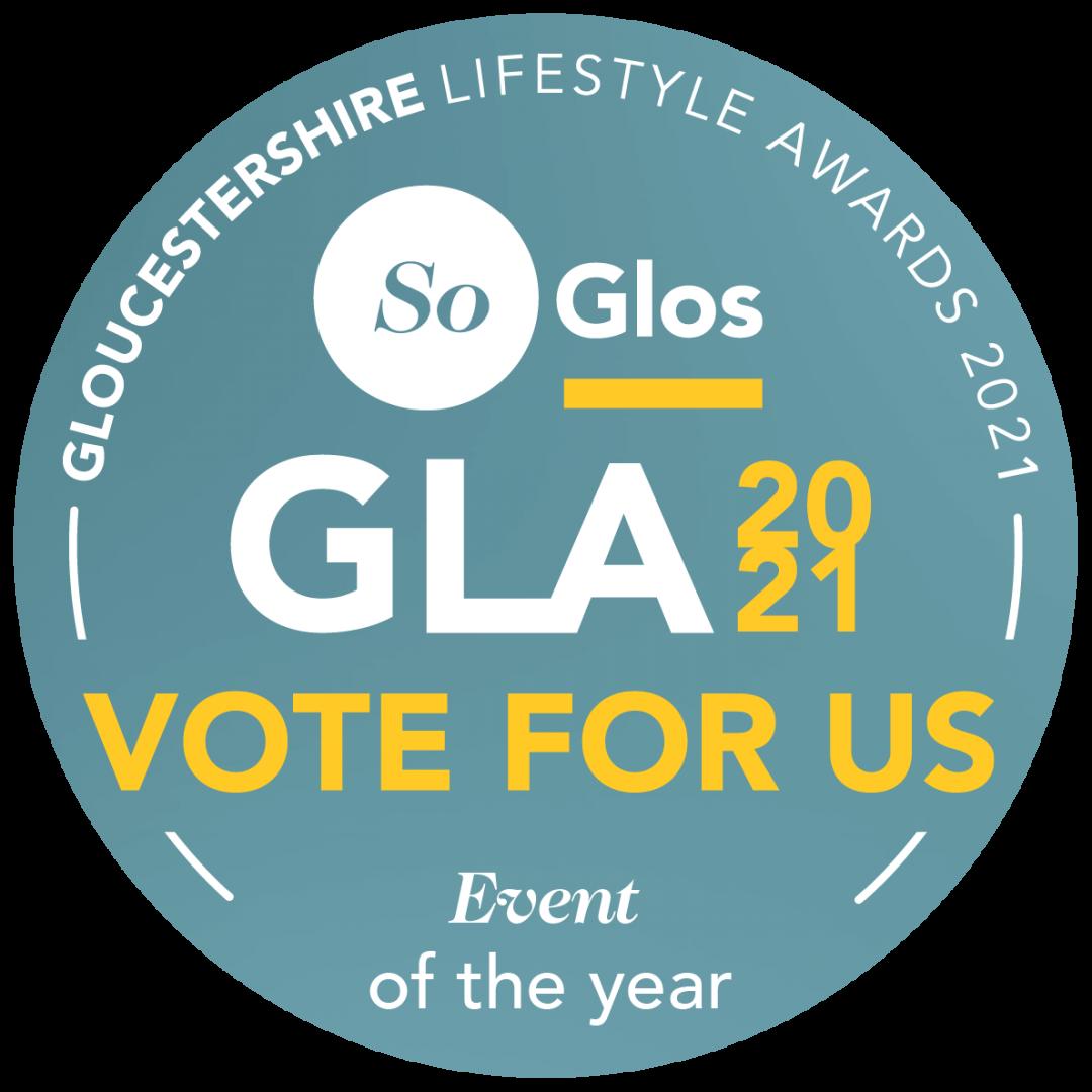 SGGLA 2021 VOTE FOR US Badge LARGE-15